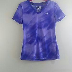 Like New Adidas Ultimate Tee Size XS